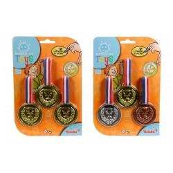 Set 3 medalii Campion Simba Toys
