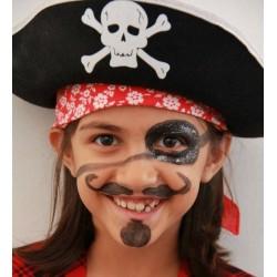 Accesoriu costum carnaval - Palarie pirat