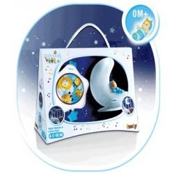 Set cadou 2 jucarii muzicale  pentru bebelusi Smoby Cotoons 0 M +