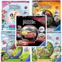 Puzzle-uri 3D